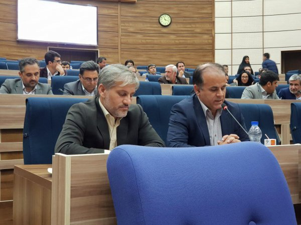 Chairman of the State Commission on Plan and Budget of the Islamic Consultative Council at the Islamic Consultative Assembly of North Khorasan