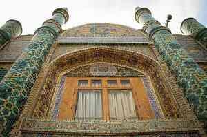 آینه خانه سردار مفخم _ بجنورد